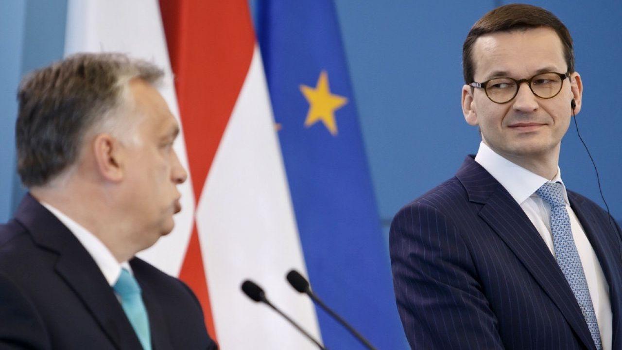 Polska nie godzi się na wprowadzenie mechanizmu warunkowości budżetu przez tzw. zasadę praworządności (fot. KPRM)
