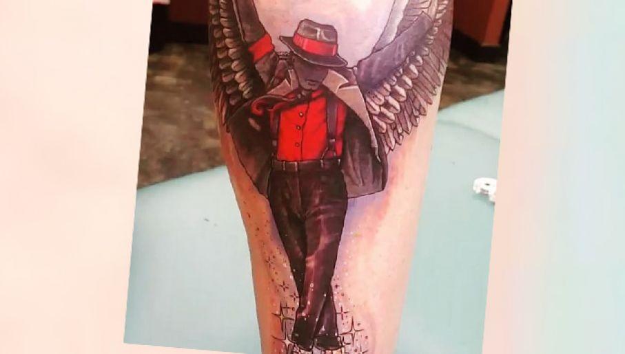 Usa Prince Jackson Ma Tatuaż Z Michaelem Jacksonem Tvpinfo