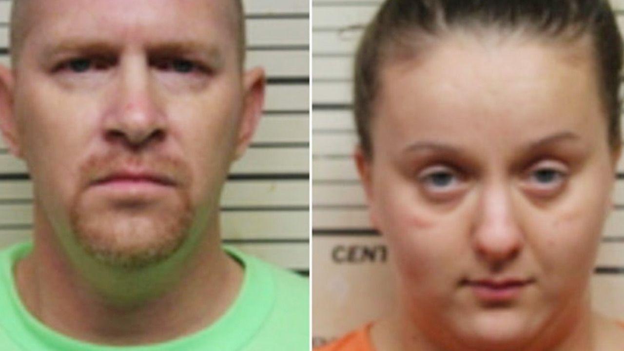 Sąsiedzi oskarżeni o zabójstwo dziecka (fot. Benton County Sheriff's Office)
