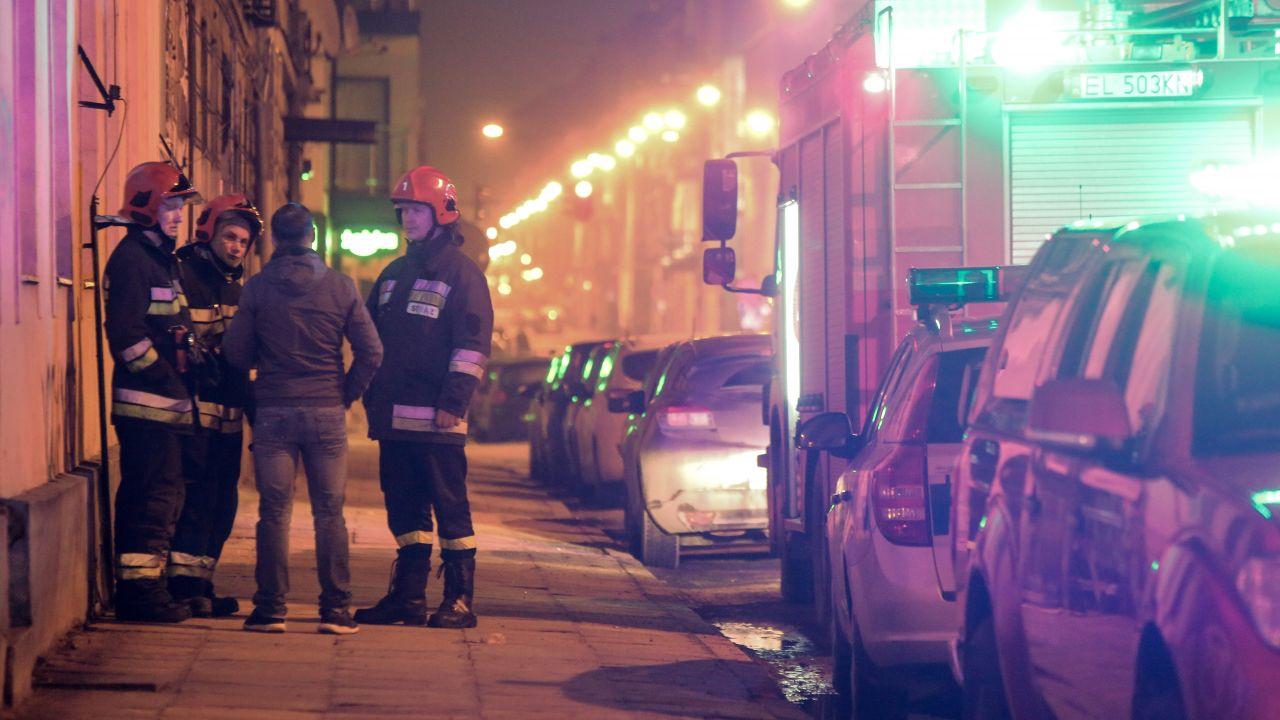 Łódzka prokuratura prowadzi śledztwo (fot. PAP/Grzegorz Michałowski)