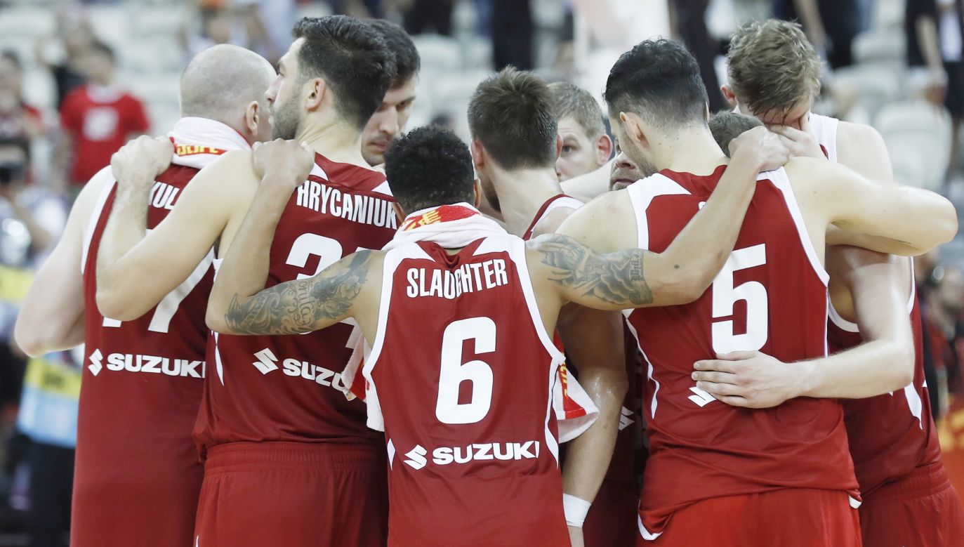 Polacy zagrali z Hiszpanią lepiej, niż wskazywałby na to końcowy rezultat (fot. PAP)
