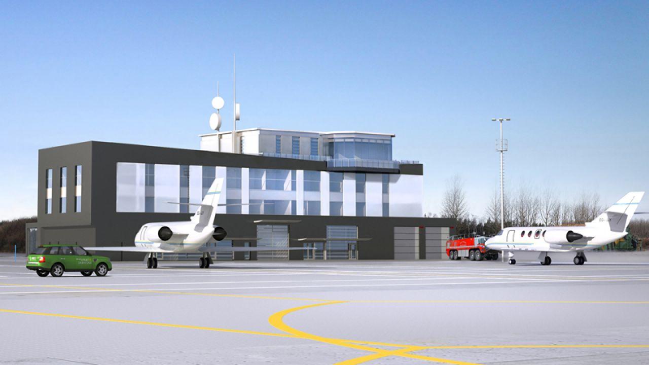 (fot. www.airport.gdynia.pl)