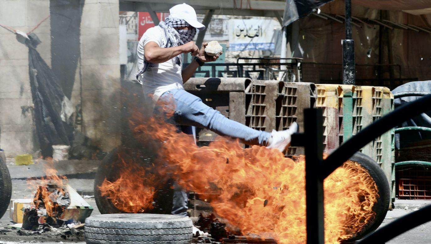 USA wycofują  z Izraela120 żołnierzy (fot. PAP/EPA/ABED AL HASHLAMOUN)