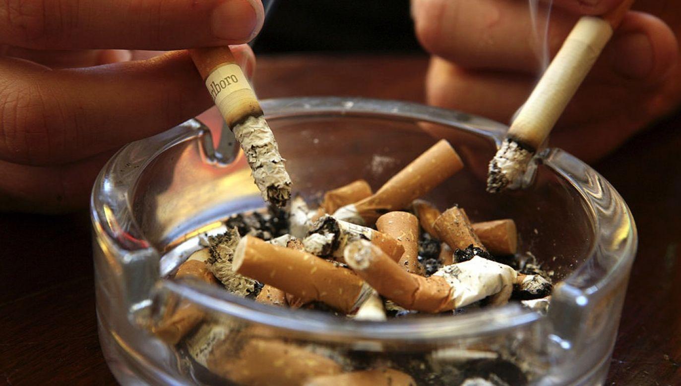 Jeden papieros dziennie więcej oznacza aż 30 proc. wzrost ryzyka rozwoju jednej z wielu chorób (fot. Matt Cardy/Getty Images)