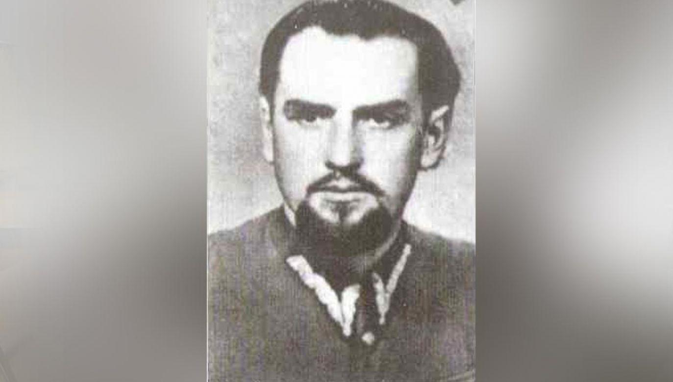 """Jan Dubaniowski """"Salwa"""" (fot. podziemiezbrojne.ipn.gov.pl)"""