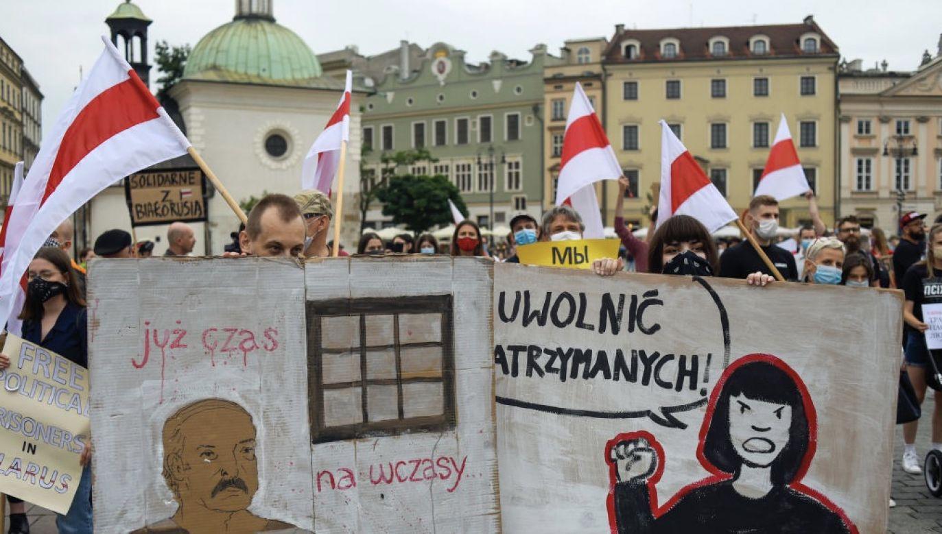 W ostatnich dniach mamy do czynienia z rozwojem wydarzeń, w którym Polsce może przypaść dość istotna rola (fot. Omar Marques/Getty Images)