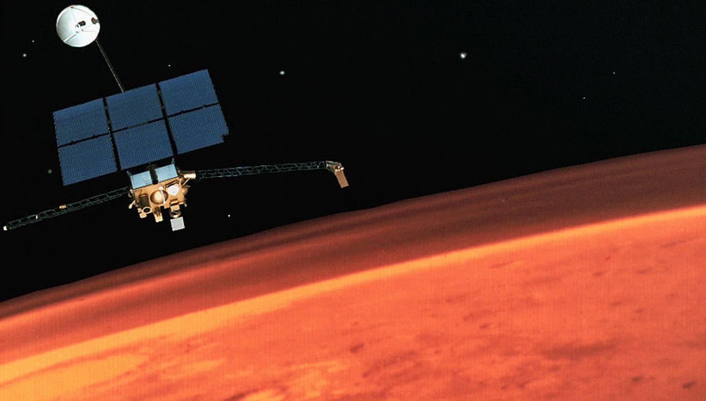 Prezydent USA mówił m.in. o wysłaniu misji na Marsa (fot. CORBIS/Corbis via Getty Images)