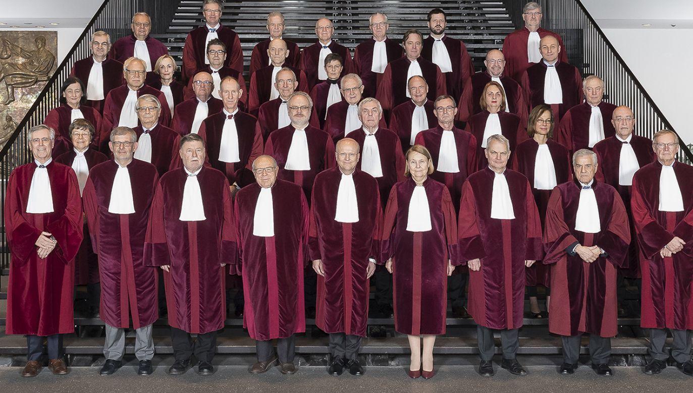 Niemiecki sąd z Wiesbaden zwrócił się do TSUE, by ten zdecydował, czy można go zakwalifikować jako niezawisły i bezstronny (fot. Curie)
