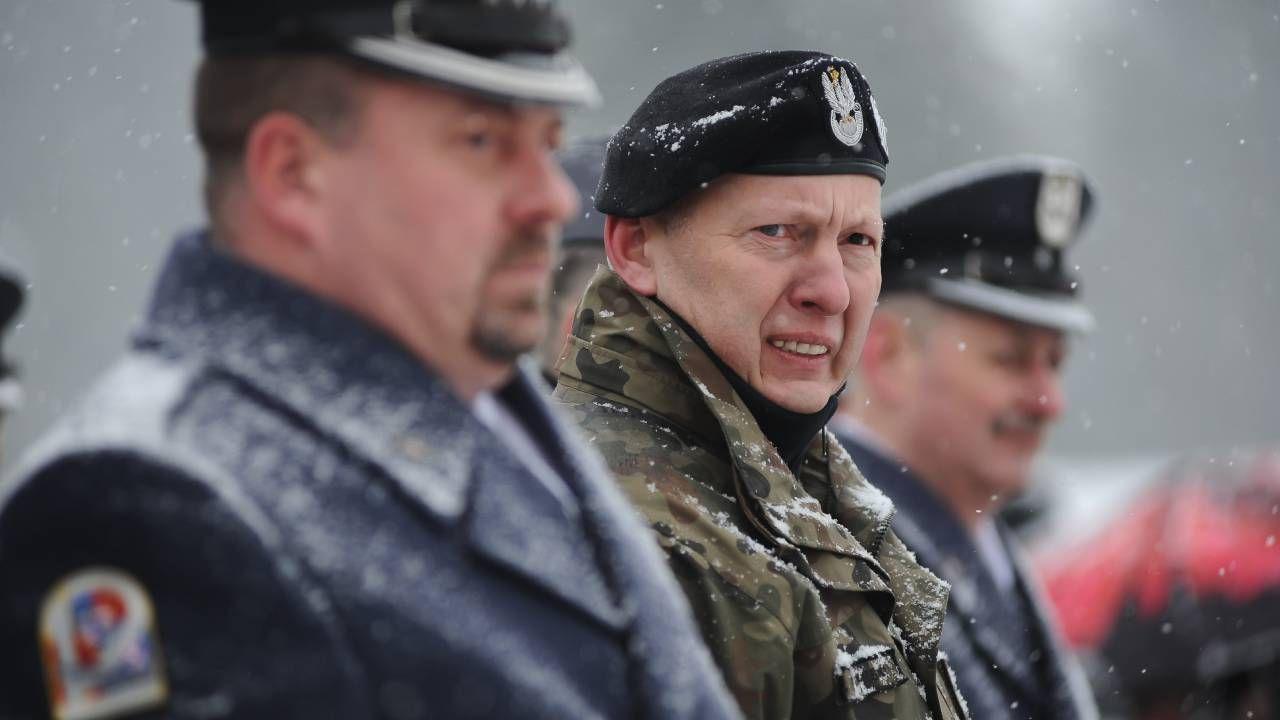 Mirosław Różański (fot. Forum/Dariusz Gorajski)