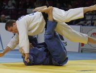 W finale Wiłkomirski uległ mocniejszemu Banjaminowi Darbeletowi (fot.PAP)