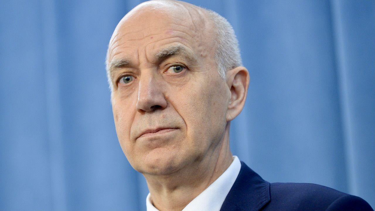 Antoni Mężydło złamał dyscyplinę w głosowaniu ws. wyboru prezesa IPN (fot. arch.PAP/Marcin Obara)
