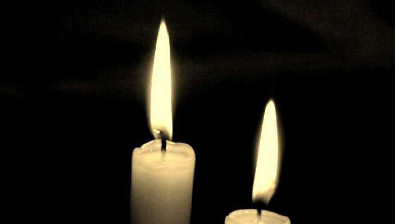 Fundacja Shalom po raz kolejny prosi o zapalenie świec w oknie każdego domu o godz. 18.00 (fot. Fundacja Shalom)