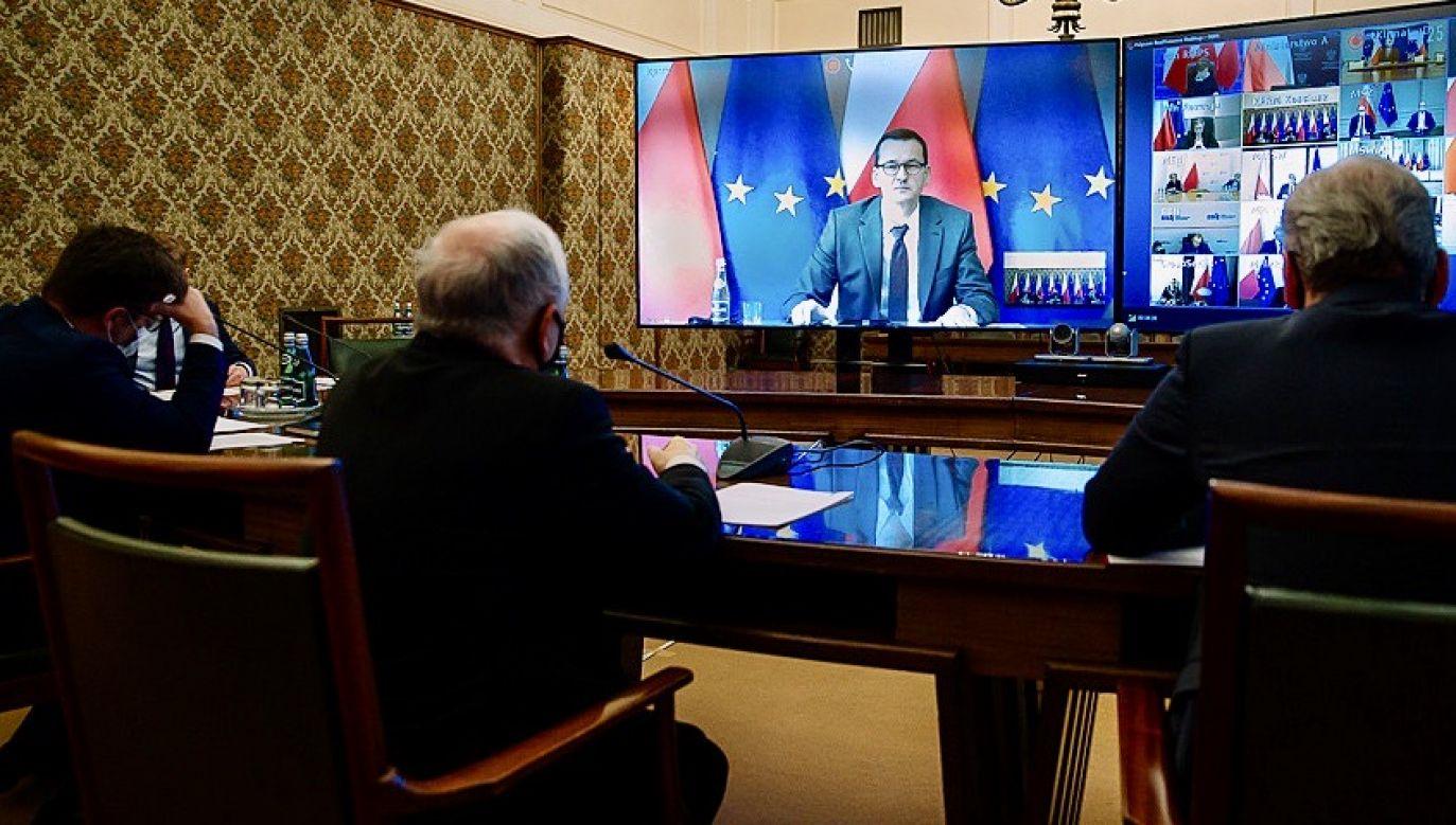 Rząd będzie obradował we wtorek (fot. Krystian Maj/KPRM)