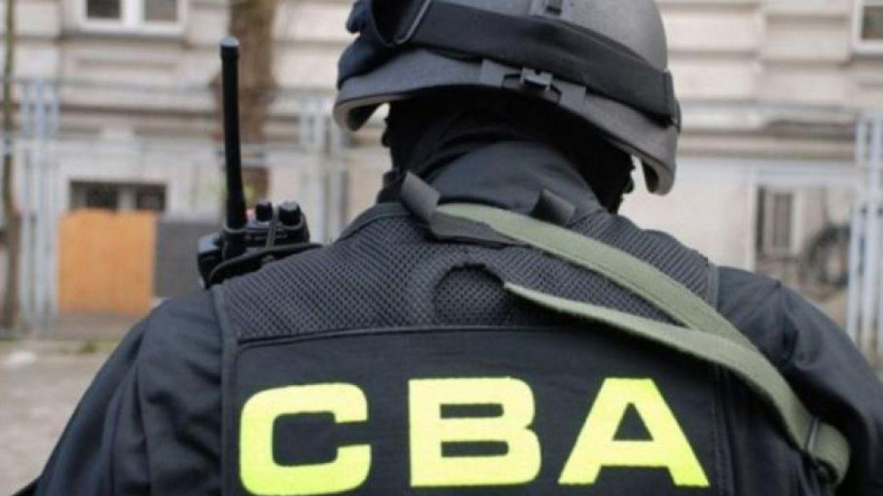 Zatrzymani trafili do aresztu (fot. cba.gov.pl)