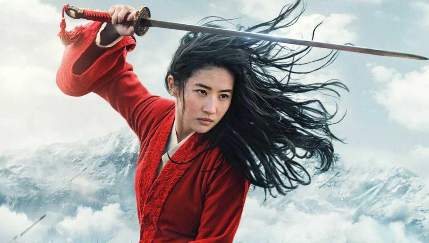 """Film """"Mulan"""" powstał z myślą o chińskim odbiorcy (fot. Disney/mat.pras.)"""